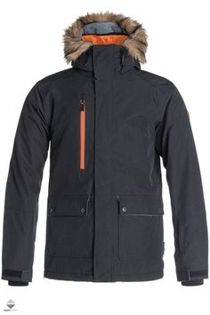 Kurtka Snowboardowa Quiksilver Selector Mountain Exclusive Snow Jacket