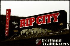 Portland Trailblazers IS RIP City Nba Pictures, Rose City, Portland Trailblazers, Trail Blazers, Oregon, My Love, Sports, Roses, Baby
