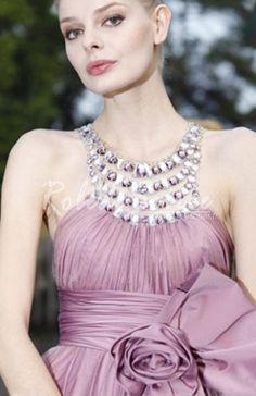 A-ligne Halter Empire robe de soirée perles [RDS1302040074] - €202.79 : Robe de Soirée Pas Cher,Robe de Cocktail Pas Cher,Robe de Mariage,Robe de Soirée Cocktail.