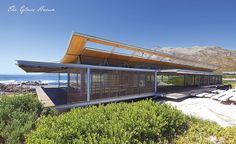 Sugar Daddy Venue in Rooi-Els, Western Cape, South Africa Amazing Spaces Building An Addition, Commercial Construction, Residential Construction, Amazing Spaces, Event Venues, South Africa, Beach House, Solar, Architecture
