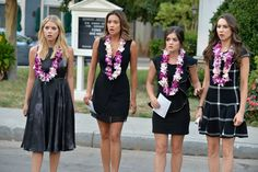 Don't miss the PLL Winter Premiere Tuesday, January 6 at 8pm|7c on ABC Family! | Pretty Little Liars