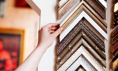 Alexandria Art and Framing - Multiple Locations: Diploma-Framing Package, or $49 for $200 Worth of Framing and Restoration at Alexandria Art and Framing