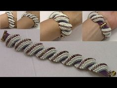 c5063ba97 475 Best م images in 2016 | Tutorials, Bead weaving, Beaded Jewelry