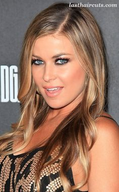 Top 16 Carmen Electra Glamorous Hairstyles #CelebrityHaircuts