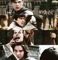 The Chronicles of Narnia: Prince Caspian Battle faces. Narnia 2, Narnia Movies, Movies Showing, Movies And Tv Shows, Power Rangers, Narnia Prince Caspian, Cair Paravel, Tolkien, Ben Barnes
