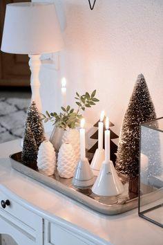 Charmant Tischdeko Für Weihnachten #Weihnachten #Einrichtungsideen #dekoration  #Weihnachtsdeko #wohnen #wohnideen #