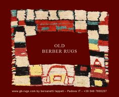 Old berber rugs & kilim