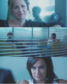 Franky and Bridget- Wentworth Season Three