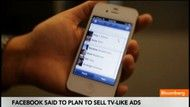 Facebook Said to Plan to Sell TV-Style Ads for $2.5M Each