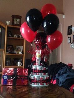 Super Birthday Gifts For Him Beer Cakes Ideas Birthday Gift For Him, 21st Birthday, Birthday Ideas, Beer Birthday Cakes, Cute Gifts, Diy Gifts, Beer Can Cakes, Cake In A Can, Beer Gifts