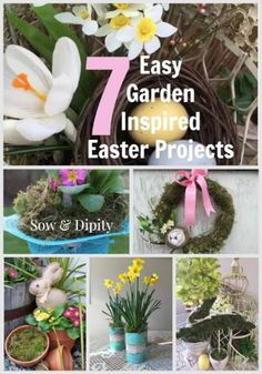 7 Easy Easter Projects