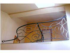 S.C. AL. INST. CON. S.R.L. - Modele balustrade, scari si balcoane din fier forjat - Model: 19BSB35 - Încercăm să îmbinăm arta unui stil propriu şi neconformist cu prelucrarea tradiţională a fierului forjat prelucrat excusiv manual şi fără elemente industrializate. Deviza noastră este Prestanţă, ...