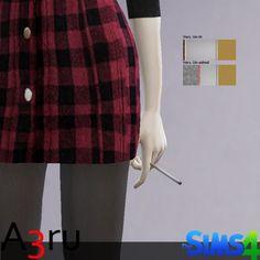Cigarette accessory at A3RU via Sims 4 Updates