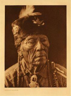 Left Hand - Comanche - 1927
