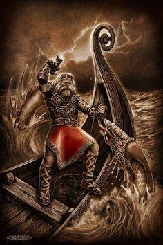 Игорь Ожиганов художник. Славянская мифология