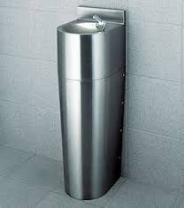 Image result for free standing drinking fountain