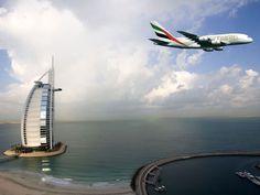 Emirates Dubai Burj Al Arab #Al #Arab #Burj #Dubai #Emirates