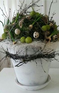 Untitled backyard design diy ideas # – Anna J. Easter Flower Arrangements, Floral Arrangements, Easter Wreaths, Christmas Wreaths, Christmas Flowers, Diy Easter Decorations, Deco Floral, Easter Baskets, Easter Crafts