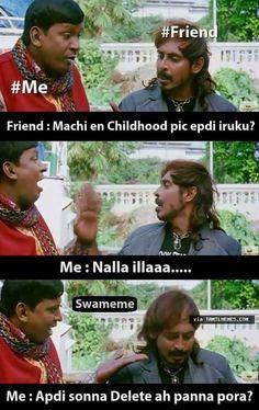 67 Best Tamil Memes images in 2015 | Memes, Vadivelu memes, Picture
