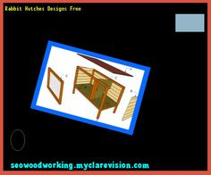 Rabbit Hutches Designs Free 104236 - Woodworking Plans and Projects!