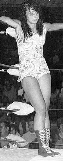 www.lady00wrestling.com Women's Golden Age Wrestling in Pictures