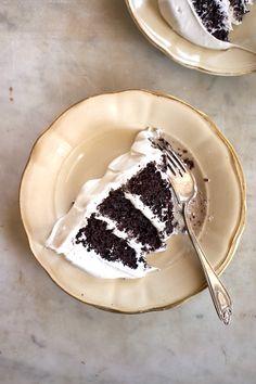 Violet Bakery Chocolate Devils Food Cake