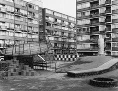 Playground, Churchill Gardens Estate