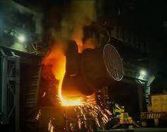 blast furnace operation Coal Uses, Metallica, Mortal Engines, Gcse Science, Bethlehem Steel, Science Images, Granite City, Mechanical Power, Steel Mill