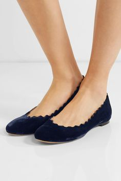 Heel measures approximately 10mm/ 0.5 inches Midnight-blue velvet Slip on Designer color: Blue Lagoon Made in Italy
