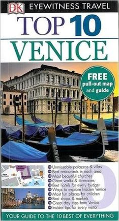 DK Eyewitness Top 10 Travel Guide: Venice: Amazon.co.uk: Gillian Price: 9781409369479: Books