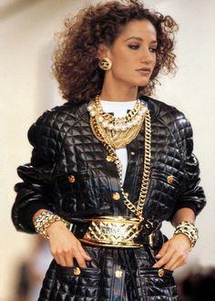 Chanel 1991 Model : Marpessa Hennink