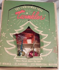 A personal favorite from my Etsy shop https://www.etsy.com/listing/470636804/vintage-christmas-ornaments-the