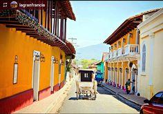 http://OkGranada.com  @lagranfrancia:  #Granada #Nicaragua one of the 10 prettiest cities in the Americas! #ILoveGranada #AmoGranada #Travel #CentralAmerica