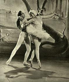 Moira Shearer & Robert Helpmann