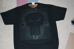 Bleach design t-shirt