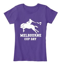 Discover Melbourne Cup Day T Shirt. Women's T-Shirt from Melbourne Cup Day T-Shirts, a custom product made just for you by Teespring. Melbourne Cup Dresses, Purple T Shirts, T Shirts For Women, Mens Tops, Fashion, Moda, Fashion Styles, Fashion Illustrations