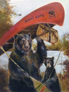 Tippy Canoe « Mason Maloof Designs