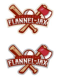 Flannel-Jax by Danielle Podeszek, via Behance
