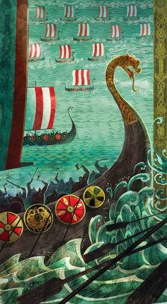 'Hear The Boat Sing': 1014: Brian Boru Won, Vikings Two