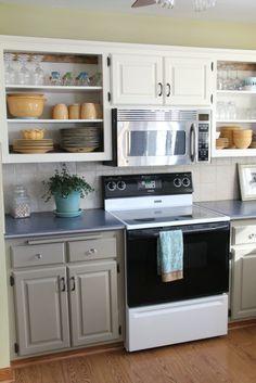 beautiful kitchen colors