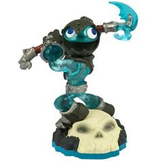 Skylanders Swap Force - Grim Creeper [Undead] Character