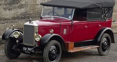 1928 Armstrong Siddeley 15 HP | Classic Driver Market Old Vintage Cars, Old Cars, Antique Cars, Automobile, Jaguar Daimler, Vans, Great British, Tractor, Cars Motorcycles