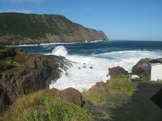 Logy Bay, Newfoundland, Canada Newfoundland And Labrador, Newfoundland Canada, Discover Canada, Atlantic Canada, Prince Edward Island, New Brunswick, Canada Travel, Nova Scotia, Beautiful Places