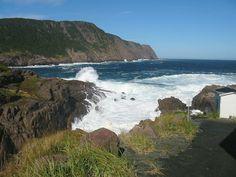Logy Bay, Newfoundland, Canada