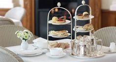 Bettys 'Just celebrating its 90th birthday, this iconic Harrogate tearoom The Independent