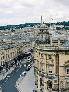 Bath, England  | the princess keep.  | @VSCO Grid