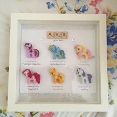 Personalised My Little Pony Special Box by MakeItExtraSpecial