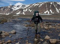 Trekking in Kuururjuaq, #Nunavik #Quebec. Experience travel to Quebec's north at opXpeditions Kuururjuaq: http://www.opxpeditions.com/kuururjuaq/