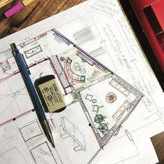 a new photo taken by hatdiseno! En @hatdiseno nuestro proceso creativo comienza a mano. El inicio es de las etapas más emocionantes.  #proyectos #diseñodeinteriores #hatdiseno #interiordesign #design #mexico http://ift.tt/1nuCsUc