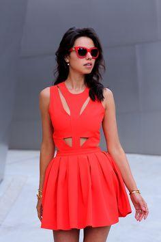 nice color dress